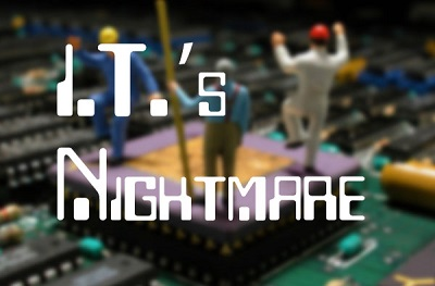 I.T.'s Nightmare Room Escape Game in Portland, Oregon