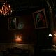 Parlor inside Elshoff Manor at FrightTown