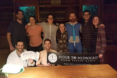 Standard Escape Room Team Building in Portland, Oregon