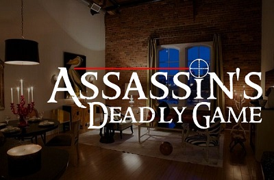 Assassin's Deadly Game Escape Room