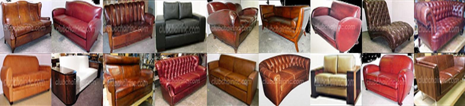 CLUB CHAIR INC   A fine custom upholstery company