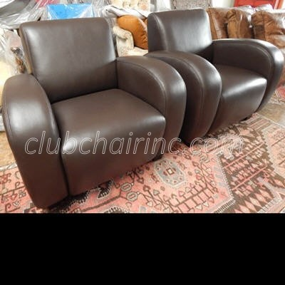 Ordinaire Leather Chairs After