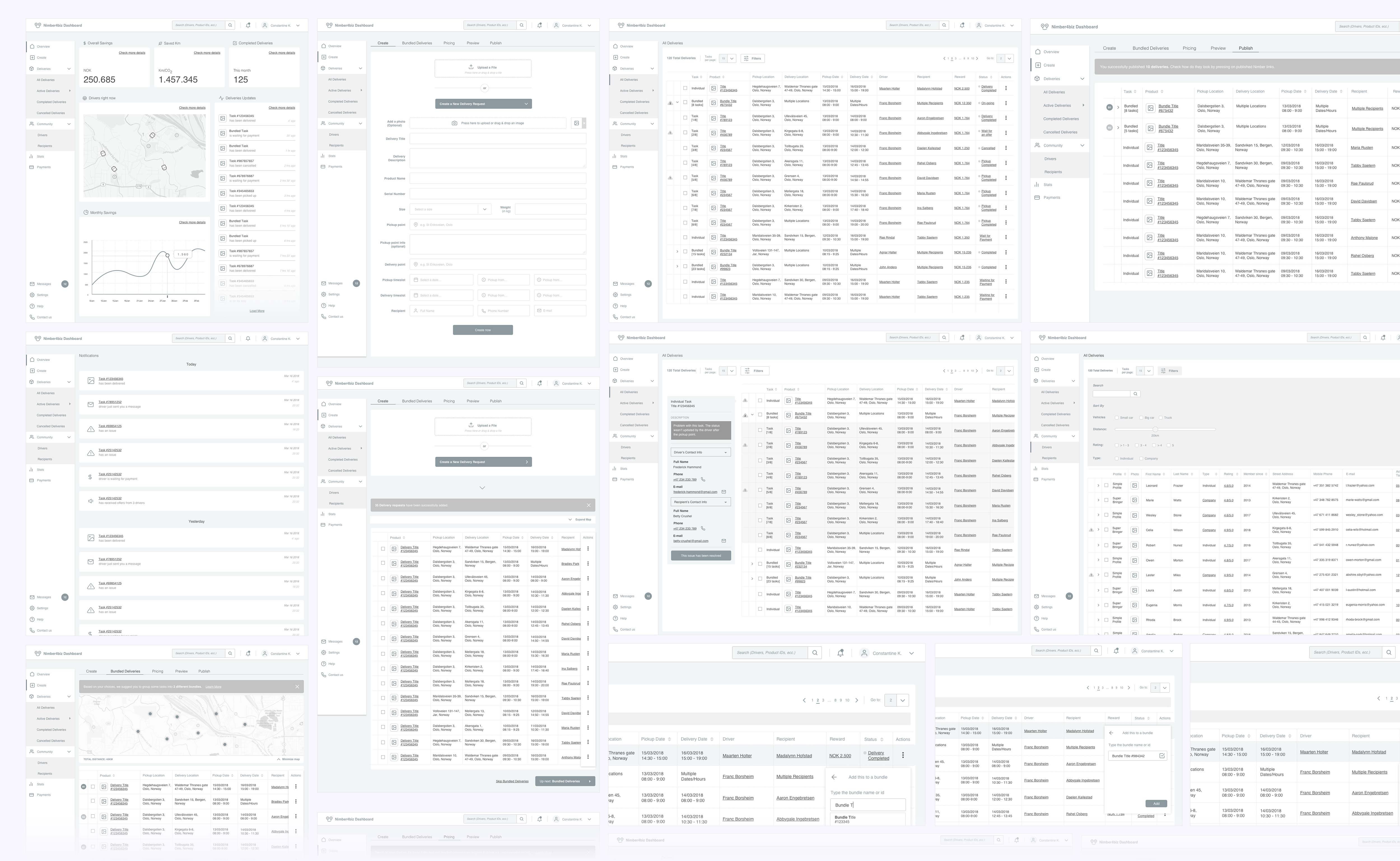 wirerames-dashboard