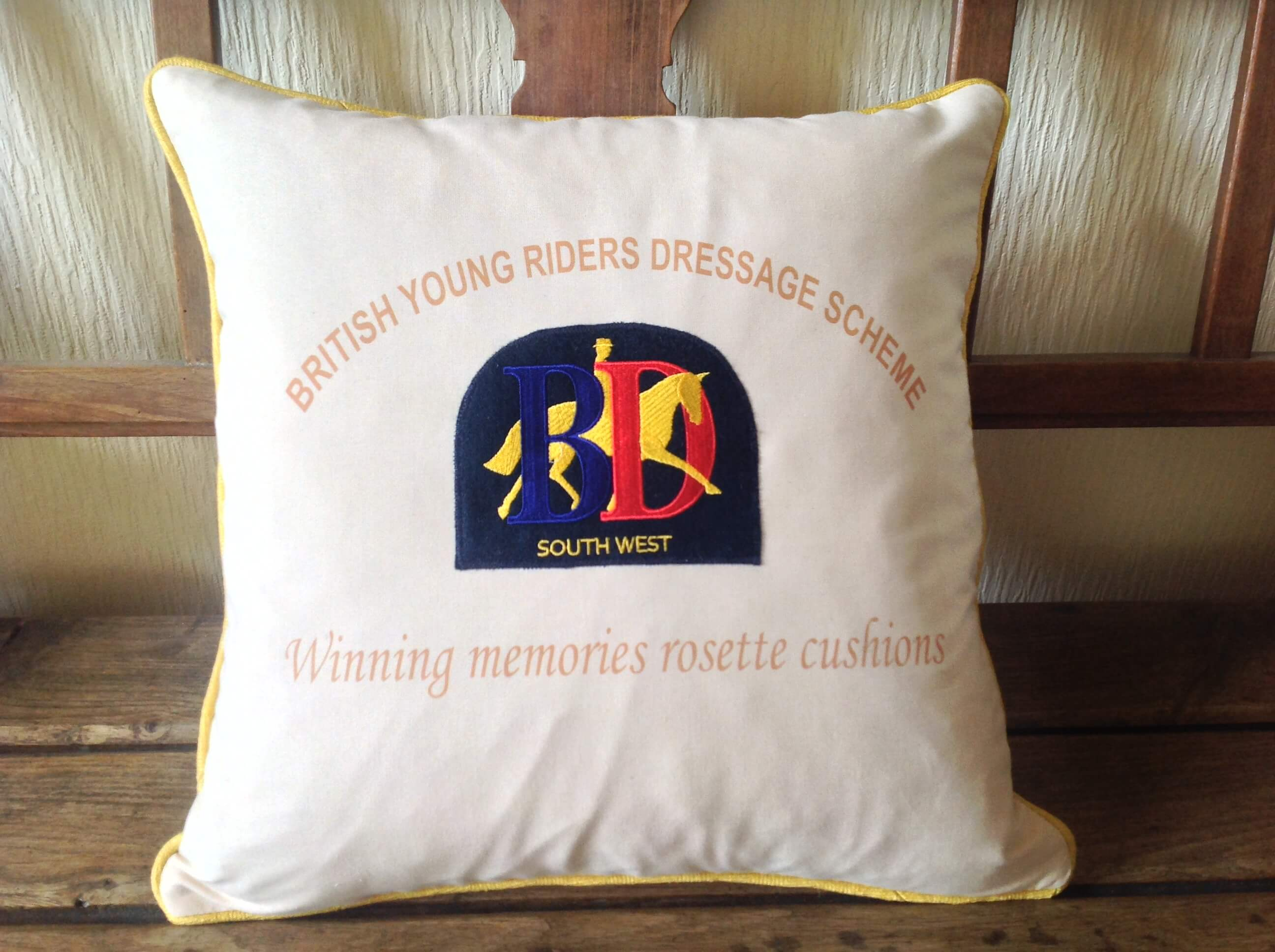 Winning Memories Competition Winner Cushions