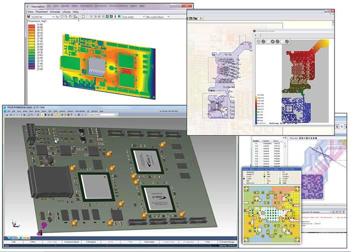 Solid Edge PCB проектирование печатных плат PADS