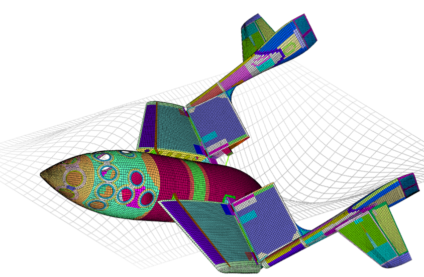 FEMAP with NX Nastran: Advanced Bundle
