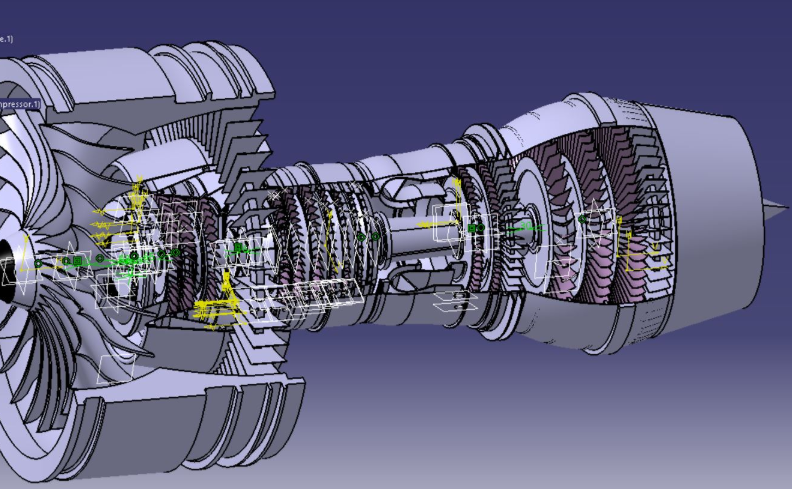 FEMAP Catia V5 Translator