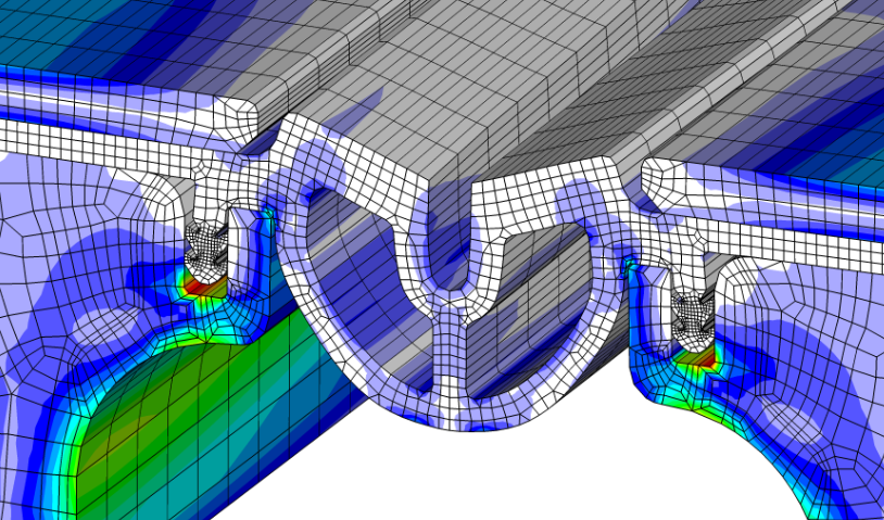 Femap Advanced Nonlinear Solver
