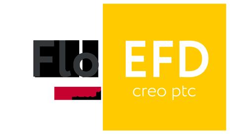 FloEFD CREO CADIS