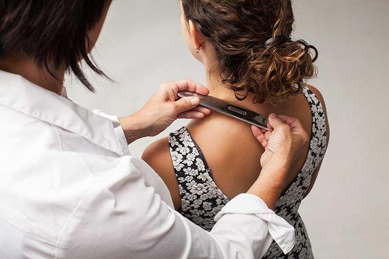 Techniques chiropratiques - Méthode Graston