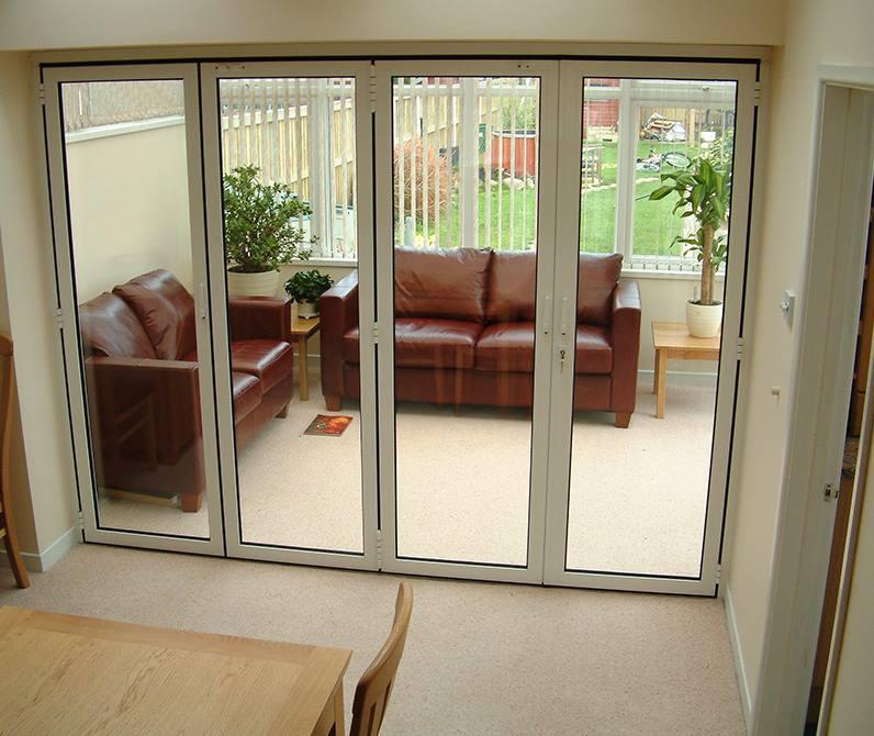 Sunflex Bi Folding Door