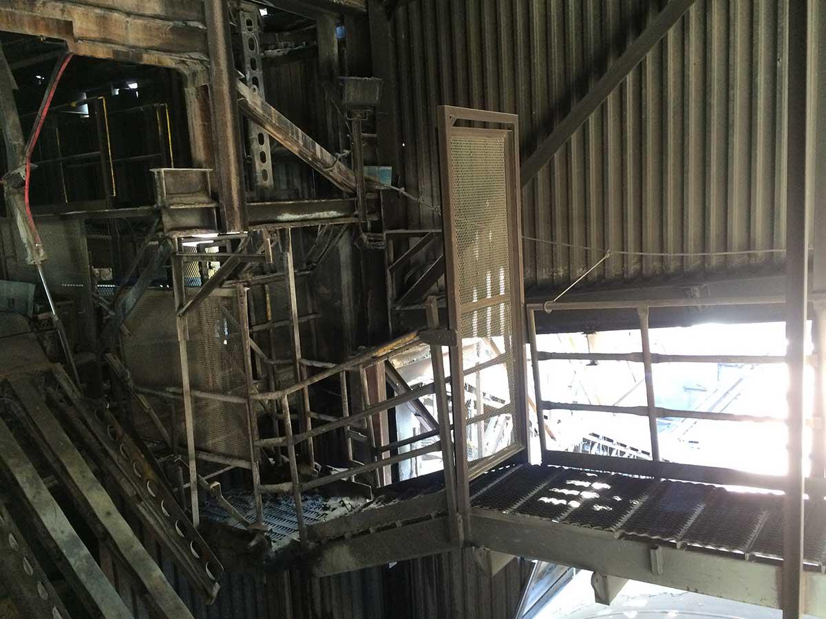 Lavage haute pression - industriel