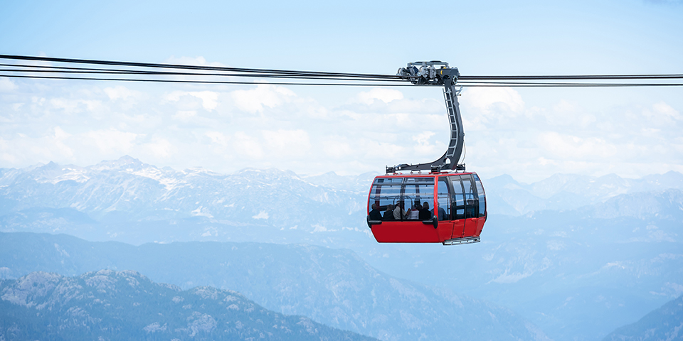 Peak to Peak Gondola Sightseeing Tours