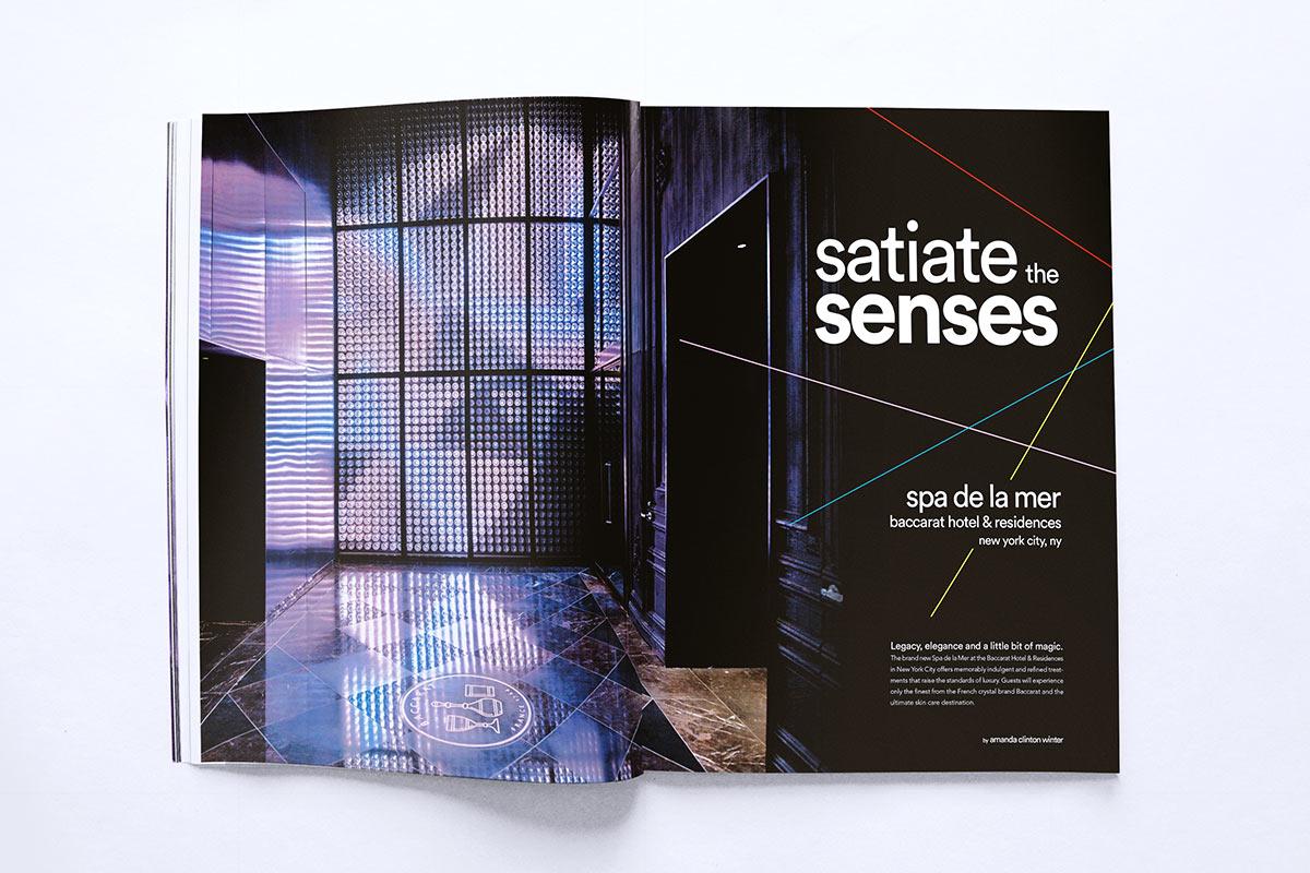 Satiate the Senses