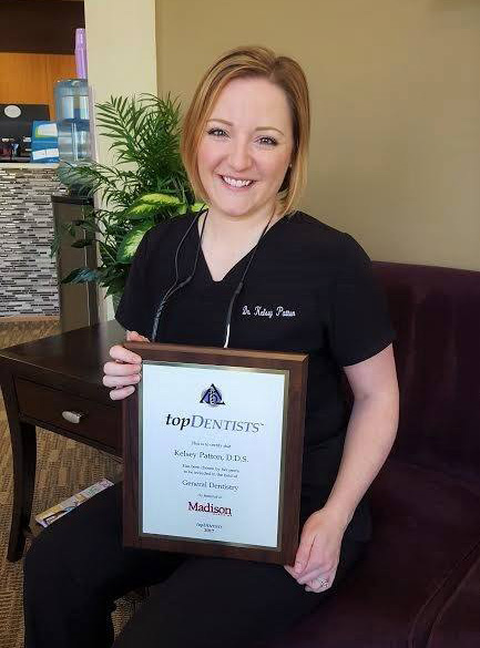 Dr. Kelsey Paton Top Dentists