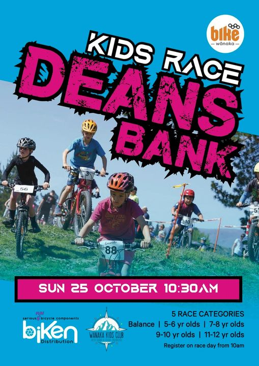 Deans Bank Kids Race