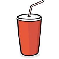A drink (soda)