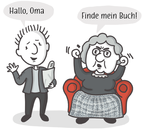 Polite and informal commands + audio | Learn German