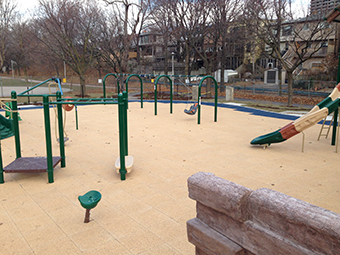 Eglinton Park- City of Toronto Canada Project Photo