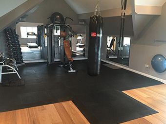 Home Gym Indigo UK Project Photo