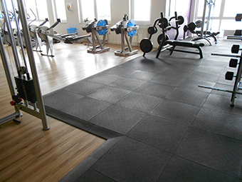 Fitness Loft Bremen Germany Project Photo