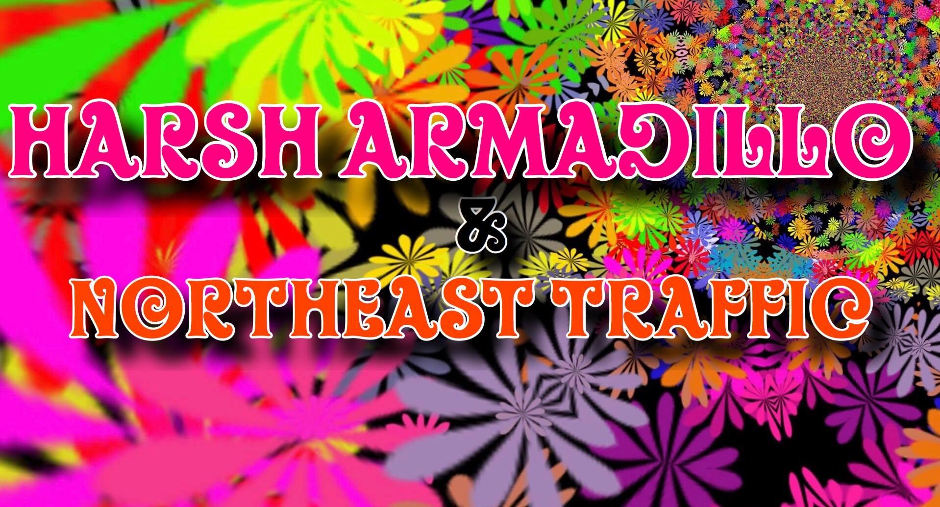87c984f9b89a8f Harsh Armadillo & Northeast Traffic