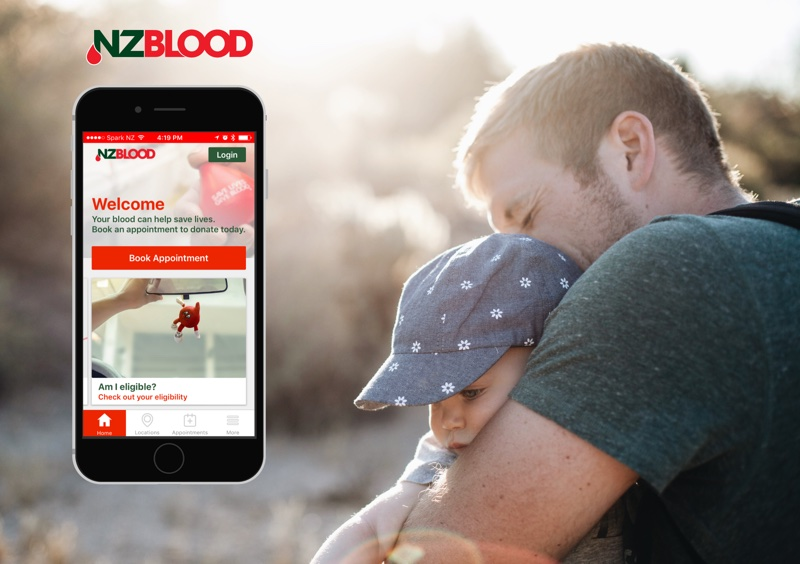 This blog post discusses Sush Mobile and NZ Blood's partnership in creating an innovative solution for the donor service and their customers
