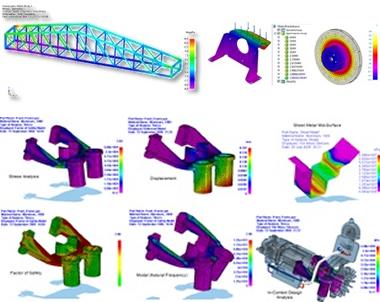 Solid Edge Simulation: Как 3D-симуляция влияет на конструкцию на ранних стадиях проектирования
