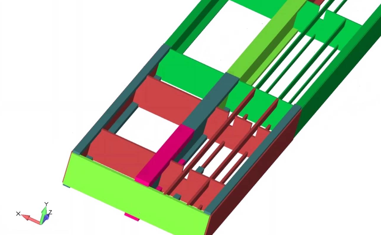 кривая деформирования, пластичность, нелинейная модель материла в femapб femap, nastran, advanced nonlinear solver, sol 601, nonlinear buckling femap