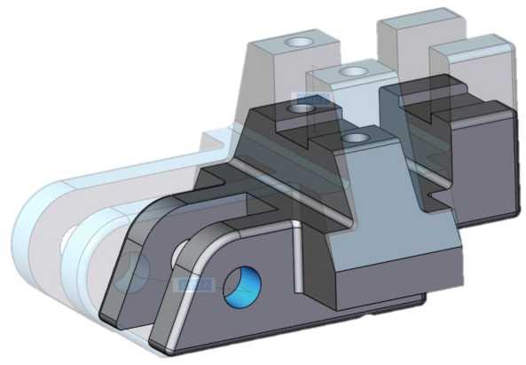 Solid Edge: Синхронная технология. Разработка электронного макета.