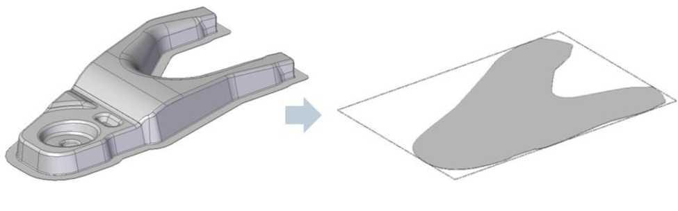 Solid Edge листовой металл синхронная технология