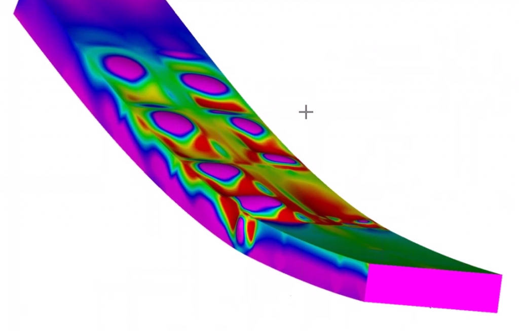 Расширенный нелинейный анализ в Femap: Advanced Nonlinear Solver. Часть II