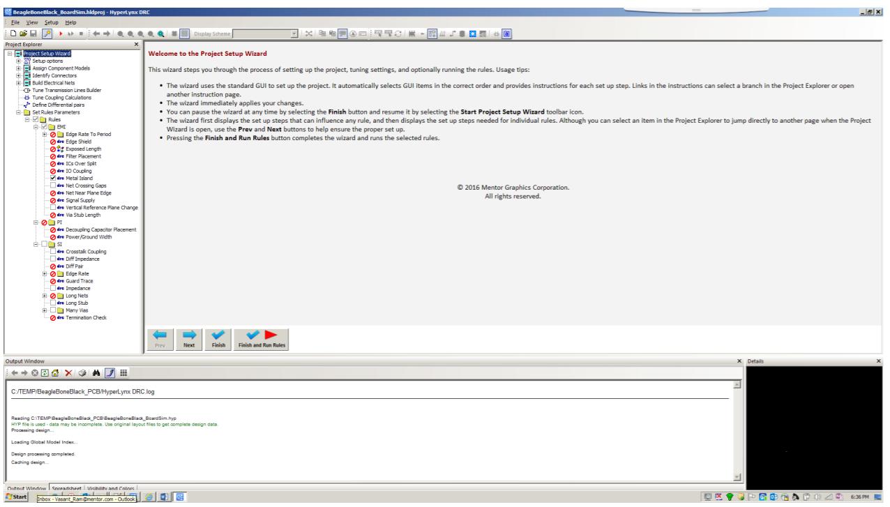 PADS HyperLynx DRC Каждую ошибку можно снабдить полезными примечаниями