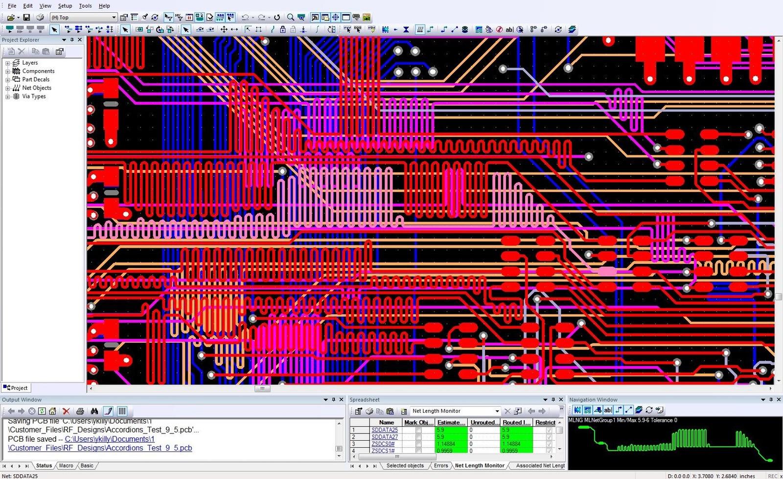 PADS Standard Plus Advanced PCB Layout Option расширенные возможности проектирования топологии печатной платы