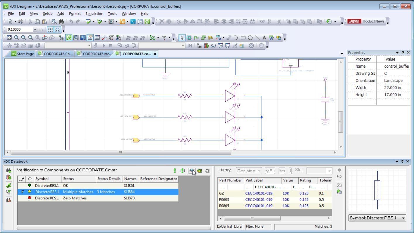 PADS Component Information Management Интеграция с корпоративной и MRP базой данной радиокомпонентов