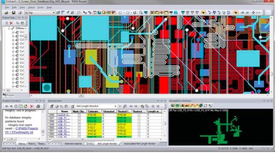 PADS Layout: мощные возможности топологического редактора