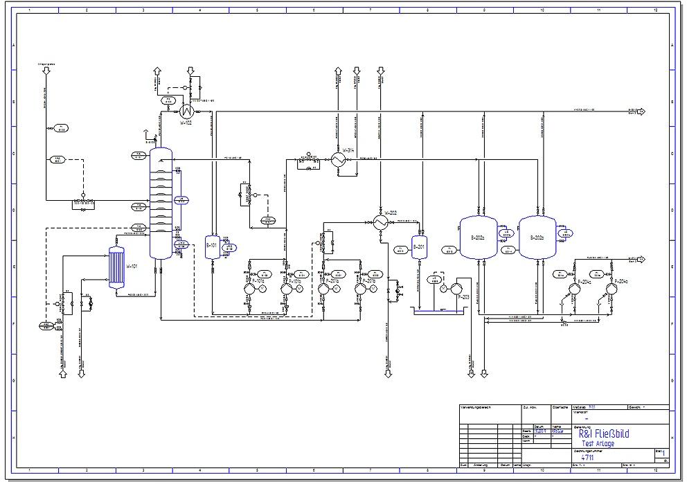 Smap3D P&ID схемотехническое проектирование трубопроводных систем