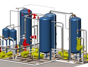 Smap3D Piping Design: 3D проектирование трубопроводных систем