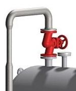 Smap3D Сужения или расширения трубопроводов