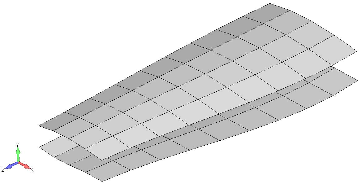 Femap NX Nastran выбор элементов