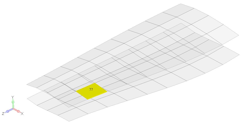 Поиск элементов в модели с помощью диалогового окна Entity Show