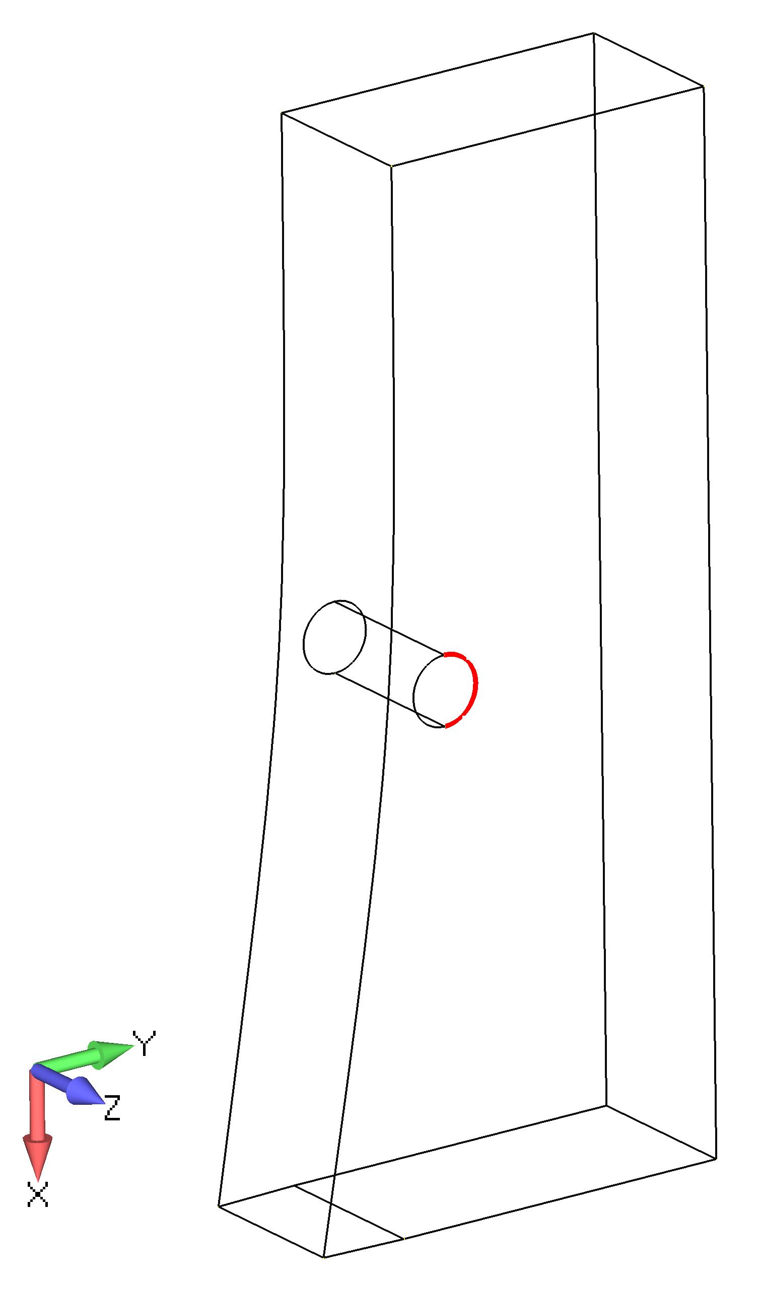 Femap NX Nastran Подавление компонентов и особенностей геометрии