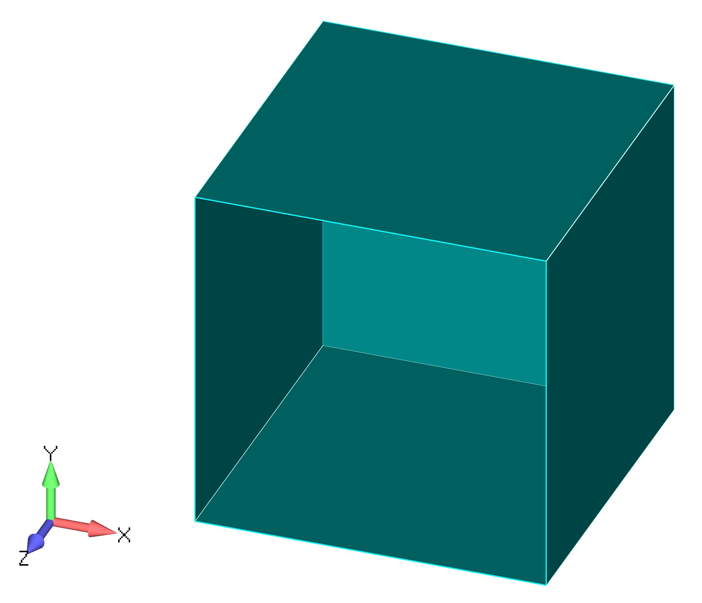Femap NX Nastran Удаление проблемной геометрии