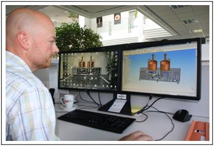Smap3D, Solid Edge: Автоматизированное проектирование технологического предприятия