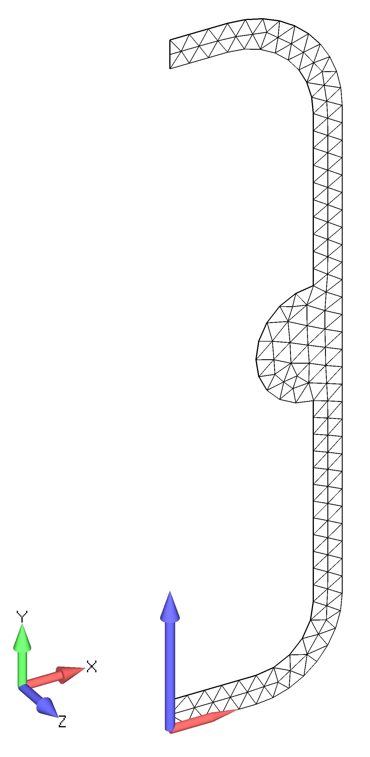 Femap NX Nastran включение и выключение метки объектов