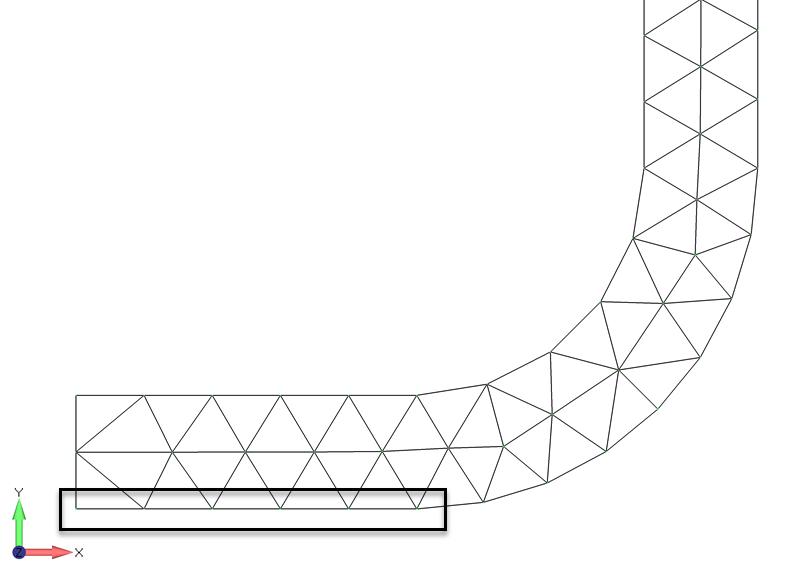 Femap NX Nastran Применение закреплений и нагрузо