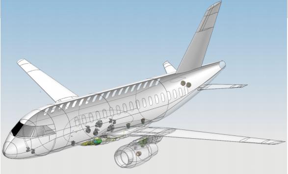 турбокомпрессор кадис теплообменник  жизнеобеспечение летательных аппаратов проектирование cadis внедрение ЧПУ