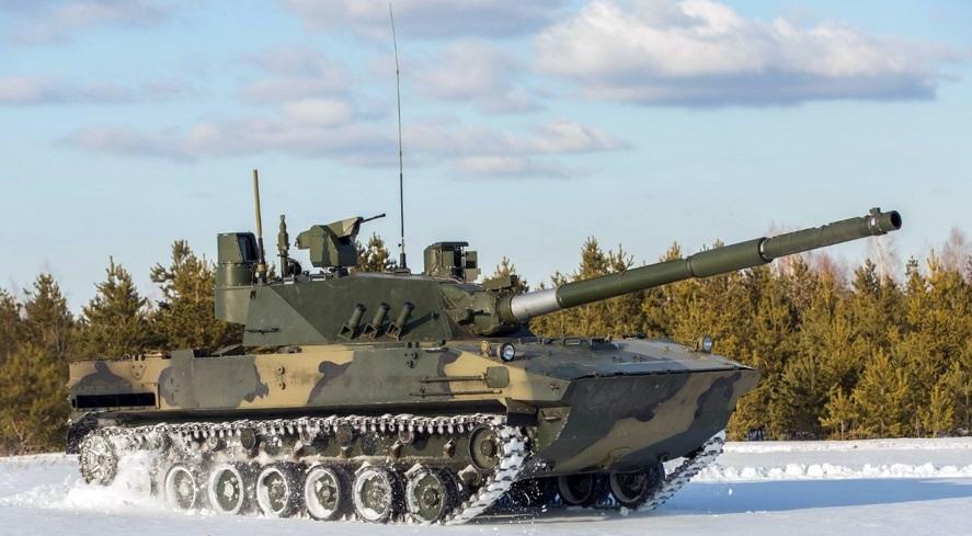 кадис cadis ВГтЗ спрут самоходная противотанковая пушка СПТП 2С25 спрут-сд сдм-1