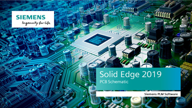 Solid Edge PCB Design: Проектирование печатных плат