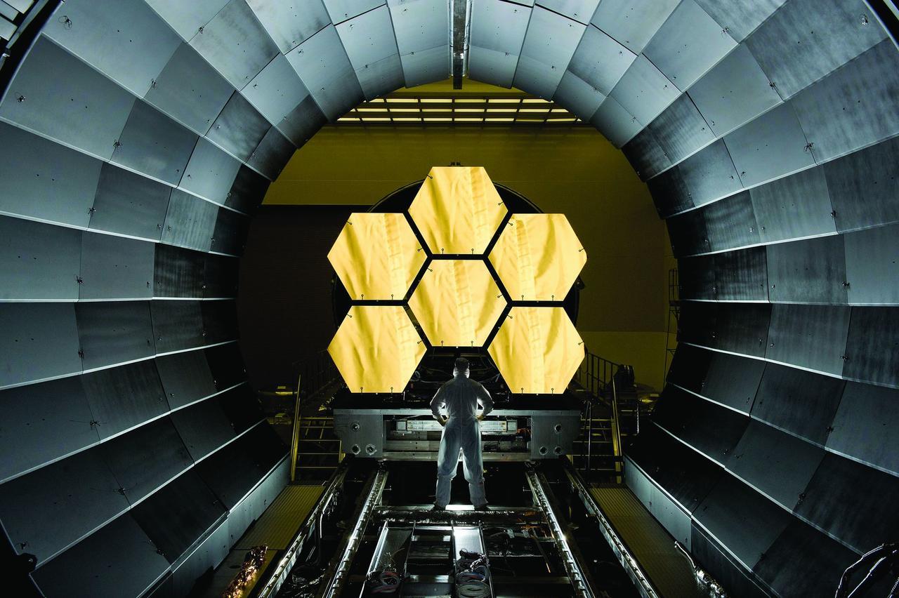 Кадис cadis проектирование управление данными siemens plm software femap Центр космических полетов имени Годдарда НАСА Опыт внедрения телескоп